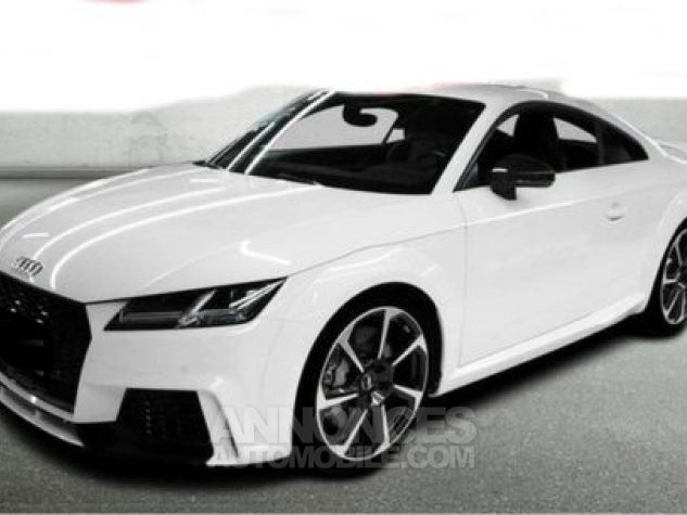 Audi TT RS COUP BLANC Occasion - 0