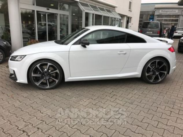Audi TT RS COUP BLANC Occasion - 4