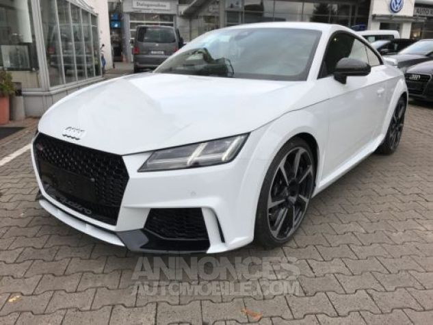 Audi TT RS COUP BLANC Occasion - 6