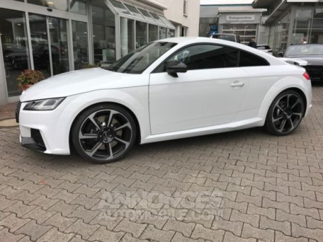Audi TT RS COUP BLANC Occasion - 10