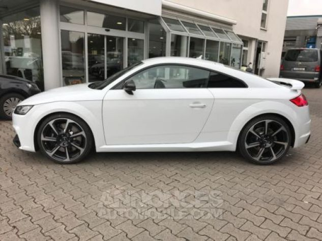 Audi TT RS COUP BLANC Occasion - 12