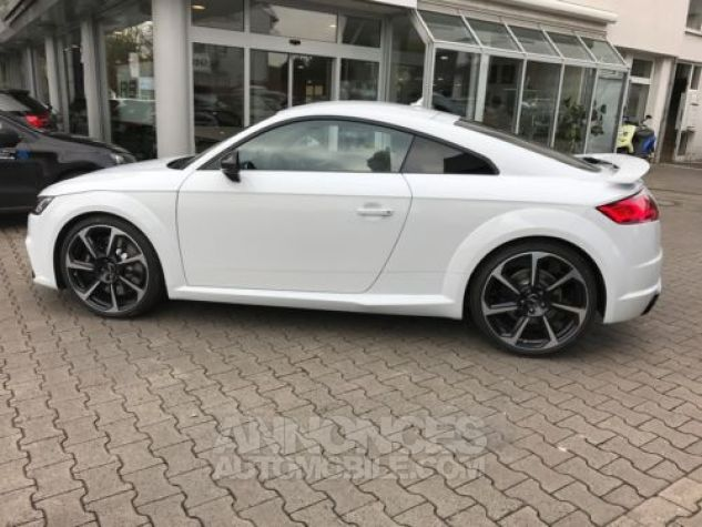 Audi TT RS COUP BLANC Occasion - 14