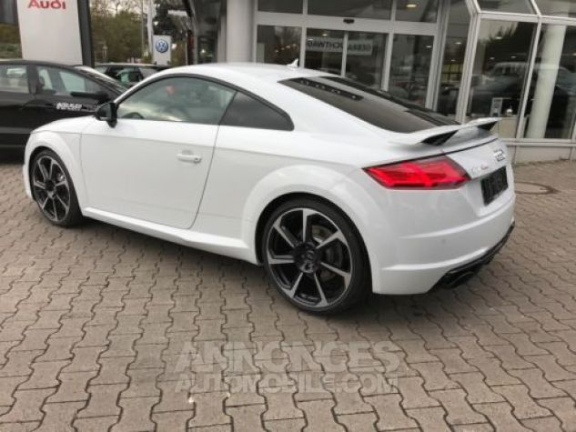 Audi TT RS COUP BLANC Occasion - 16