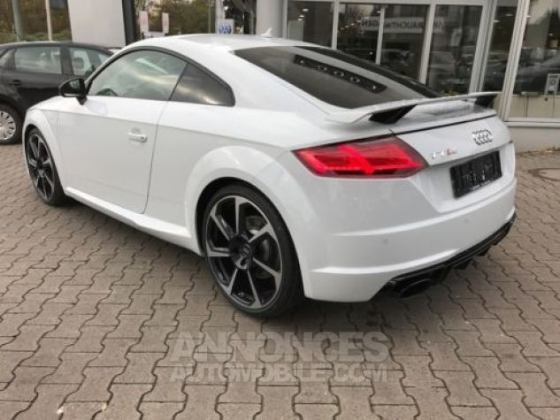 Audi TT RS COUP BLANC Occasion - 17