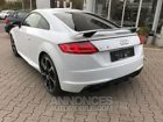 Audi TT RS COUP BLANC Occasion - 18