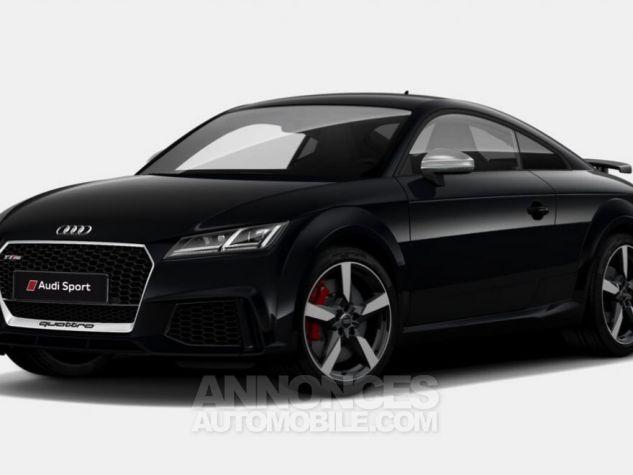 Audi TT RS Coupé 2018 noir métallisé Occasion - 0