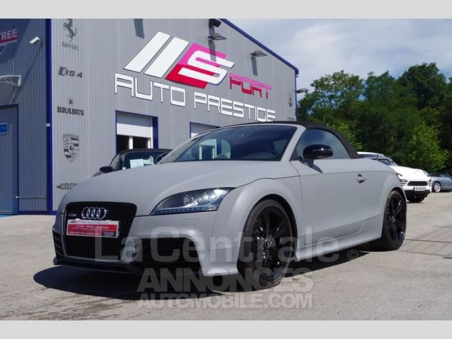 Audi TT RS MAT EDITION PREPARATION 400cv  Occasion - 1