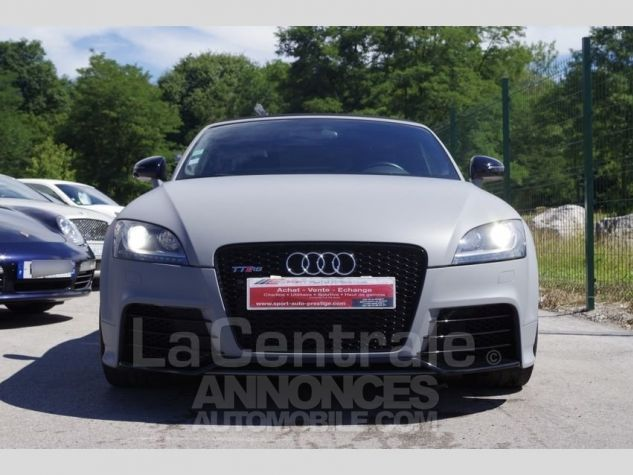 Audi TT RS MAT EDITION PREPARATION 400cv  Occasion - 2