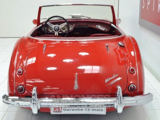 Austin Healey 3000 MK1 BT7 Colorado Red / Old English Whi Occasion - 5