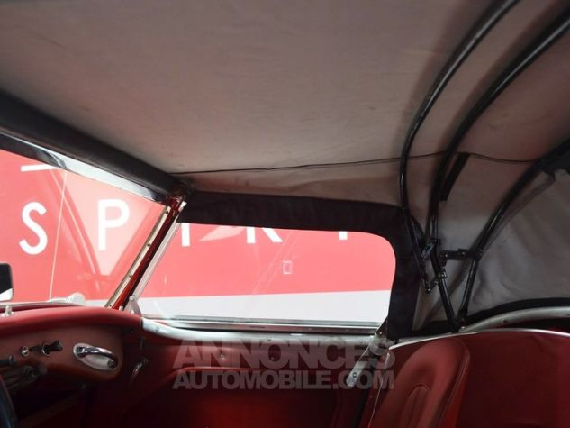 Austin Healey 3000 MK1 BT7 Colorado Red / Old English Whi Occasion - 11