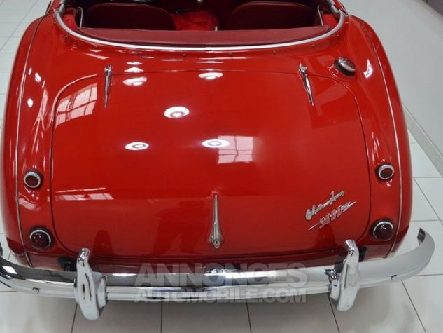 Austin Healey 3000 MK1 BT7 Colorado Red / Old English Whi Occasion - 20