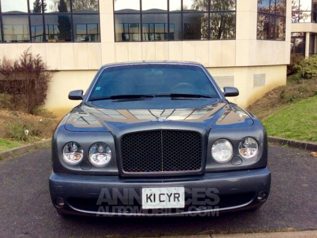 Bentley Arnage Arnage T pack Mulliner Gris anthracite  Occasion - 0