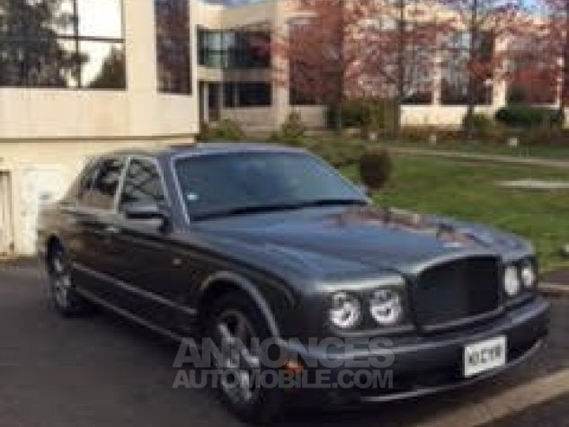 Bentley Arnage Arnage T pack Mulliner Gris anthracite  Occasion - 1