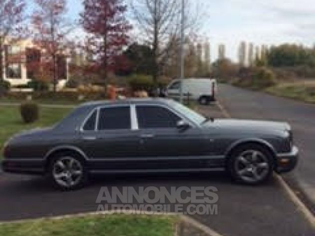Bentley Arnage Arnage T pack Mulliner Gris anthracite  Occasion - 2