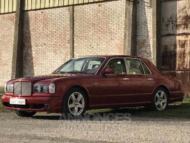 Bentley Arnage T BORDEAU METAL Occasion - 1