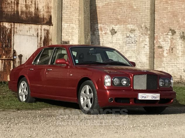 Bentley Arnage T BORDEAU METAL Occasion - 3