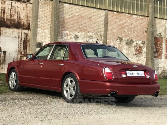 Bentley Arnage T BORDEAU METAL Occasion - 4