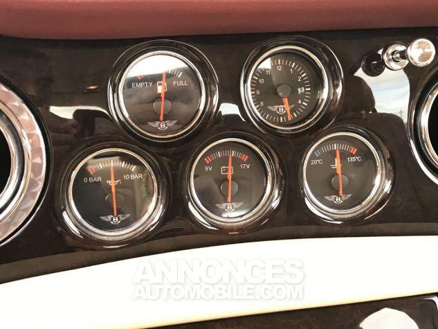 Bentley Arnage T BORDEAU METAL Occasion - 11
