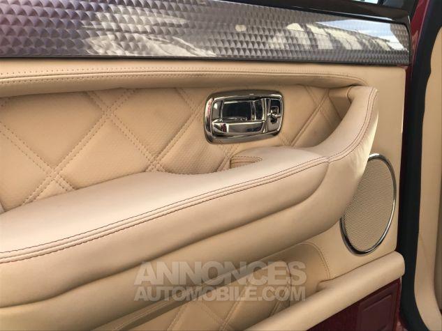Bentley Arnage T BORDEAU METAL Occasion - 18