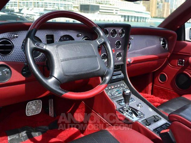 Bentley Azure Mulliner Wide Body Gris Foncé Occasion - 3