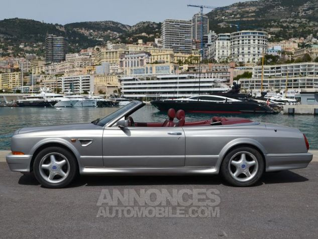 Bentley Azure Mulliner Wide Body Gris Foncé Occasion - 7