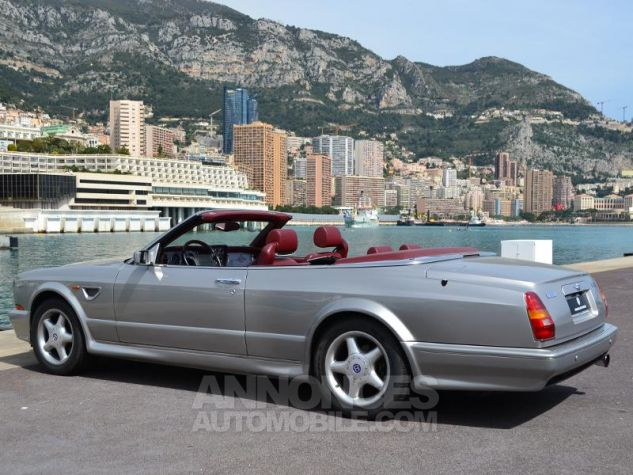 Bentley Azure Mulliner Wide Body Gris Foncé Occasion - 8