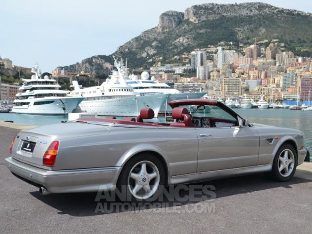 Bentley Azure Mulliner Wide Body Gris Foncé Occasion - 10