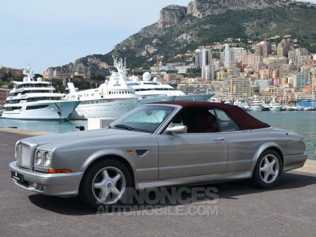 Bentley Azure Mulliner Wide Body Gris Foncé Occasion - 19