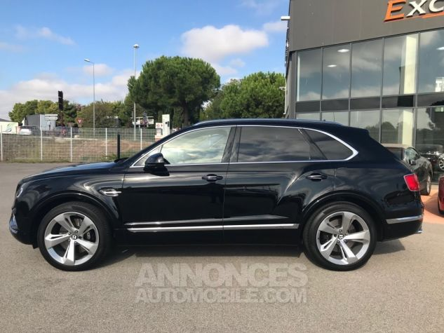 Bentley Bentayga V8 DIESEL 435 BVA NOIR BELUGA VERNI  Occasion - 3