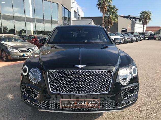 Bentley Bentayga V8 DIESEL 435 BVA NOIR BELUGA VERNI  Occasion - 4