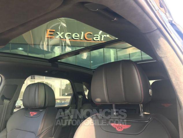 Bentley Bentayga V8 DIESEL 435 BVA NOIR BELUGA VERNI  Occasion - 7