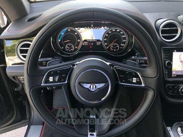 Bentley Bentayga V8 DIESEL 435 BVA NOIR BELUGA VERNI  Occasion - 13