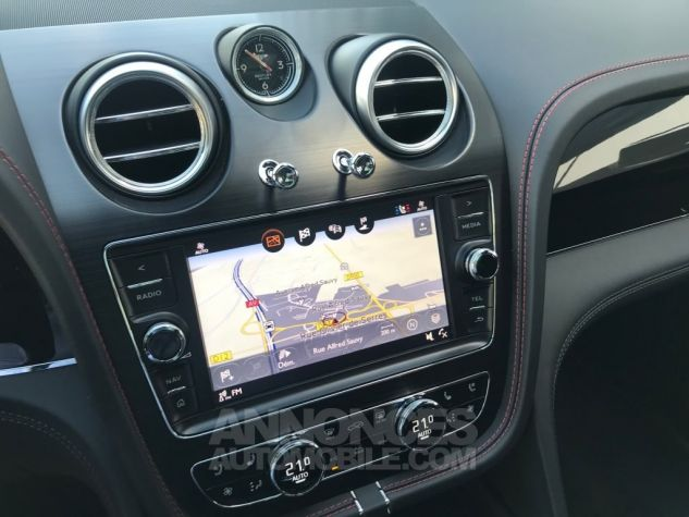 Bentley Bentayga V8 DIESEL 435 BVA NOIR BELUGA VERNI  Occasion - 14