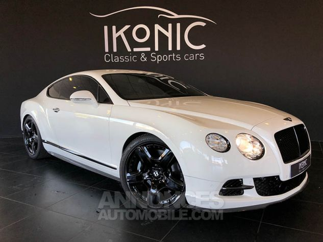 Bentley Continental GT 2 Blanche Occasion - 0