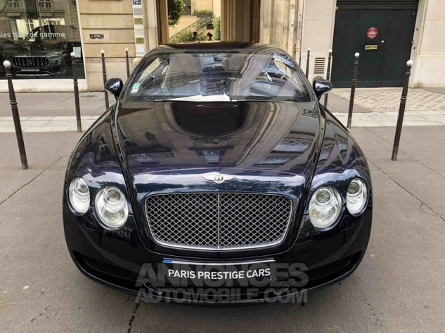 Bentley Continental GT 560 ch BLEU NUIT Occasion - 2