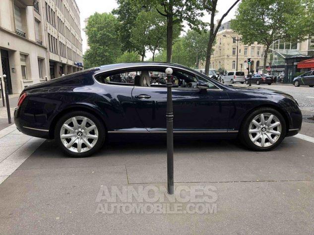 Bentley Continental GT 560 ch BLEU NUIT Occasion - 4