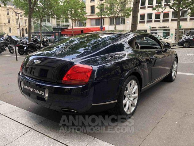 Bentley Continental GT 560 ch BLEU NUIT Occasion - 6