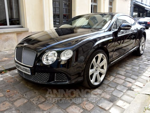 Bentley Continental GT Continental GT II W12 Mulliner Noir métal Occasion - 0