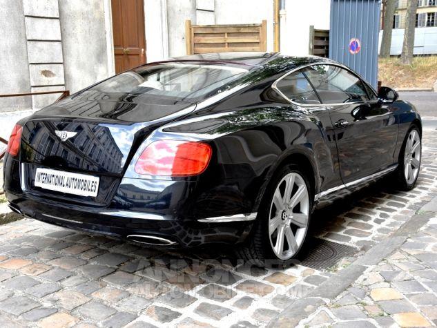 Bentley Continental GT Continental GT II W12 Mulliner Noir métal Occasion - 3