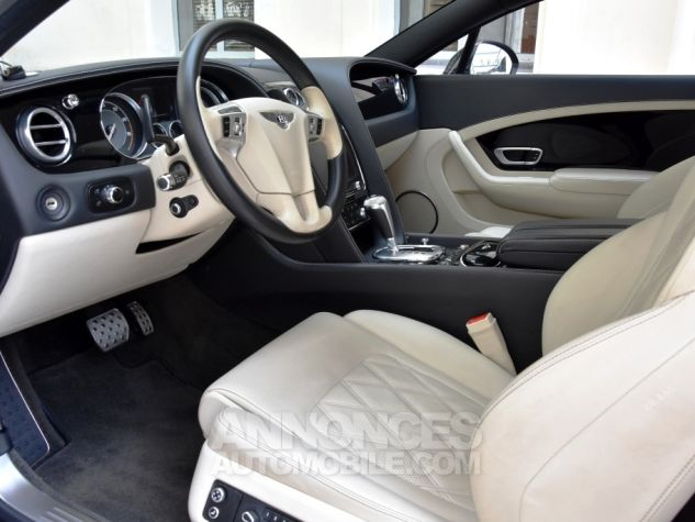 Bentley Continental GT Continental GT II W12 Mulliner Noir métal Occasion - 9