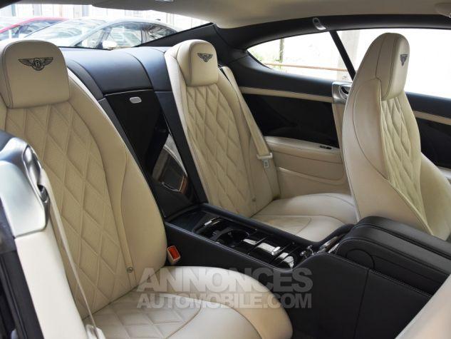 Bentley Continental GT Continental GT II W12 Mulliner Noir métal Occasion - 12