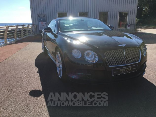 Bentley Continental GT COUPE W12 NOIR Occasion - 2