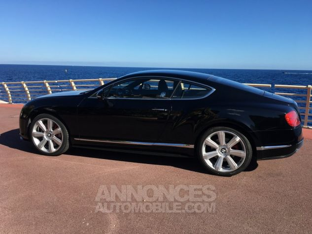 Bentley Continental GT COUPE W12 NOIR Occasion - 6