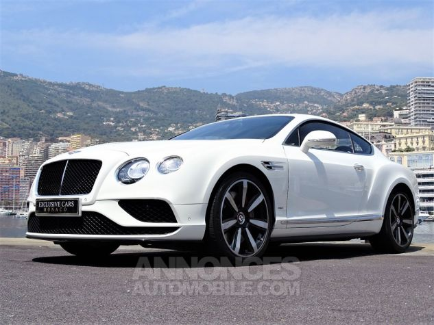 Bentley Continental GT  GT II COUPE V8 S 528 CV MULLINER - MONACO BLANC Occasion - 2