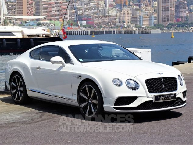 Bentley Continental GT  GT II COUPE V8 S 528 CV MULLINER - MONACO BLANC Occasion - 6