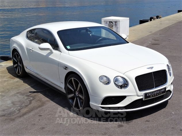 Bentley Continental GT  GT II COUPE V8 S 528 CV MULLINER - MONACO BLANC Occasion - 8