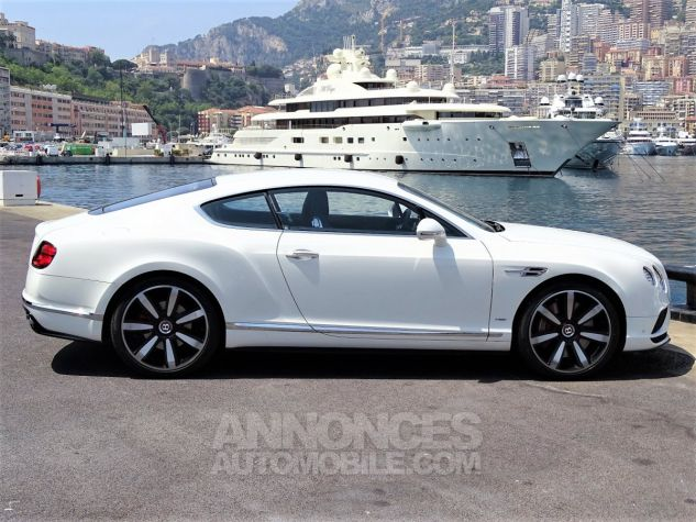 Bentley Continental GT  GT II COUPE V8 S 528 CV MULLINER - MONACO BLANC Occasion - 19