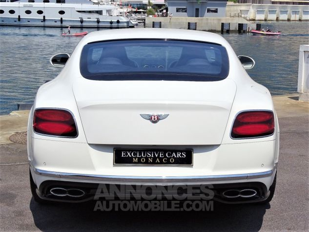Bentley Continental GT  GT II COUPE V8 S 528 CV MULLINER - MONACO BLANC Occasion - 20