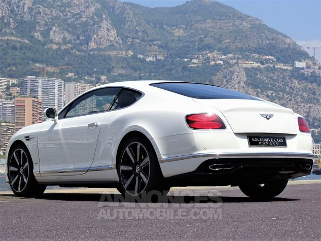 Bentley Continental GT  GT II COUPE V8 S 528 CV MULLINER - MONACO BLANC Occasion - 21