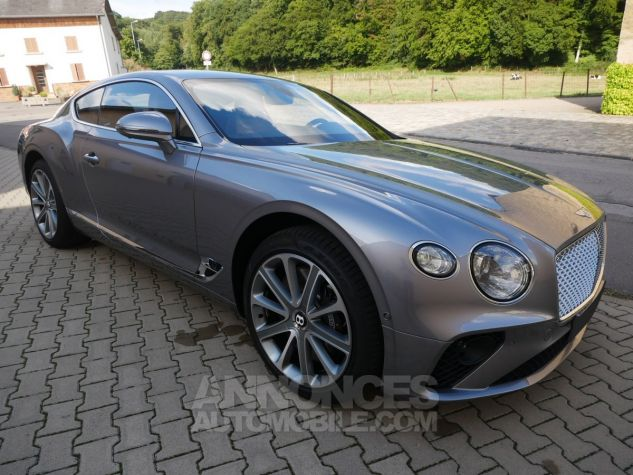 Bentley Continental GT Pack City, Pack Touring, Bang & Olufsen, Rotating Display Argent Hallmark Occasion - 2